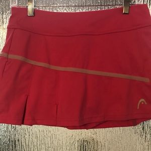 Hot pink tennis skirt in great shape